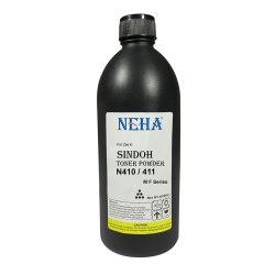 Neha Black Sindoh HD Toner Powder For Use in N410, N411