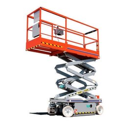 Cast Iron Self Propelled Scissor Lift