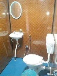 MS Portable Toilet Blocks
