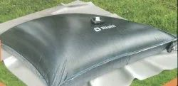 Foldable Storage Tank for Water, Storage Capacity: 6000