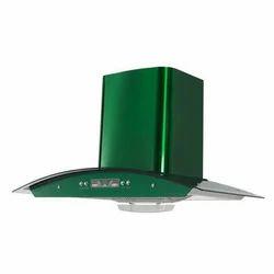 KAFF Wall Mounted Sleek Hood Kitchen Chimney, Warranty: 3 Years, Size: 90 Cm