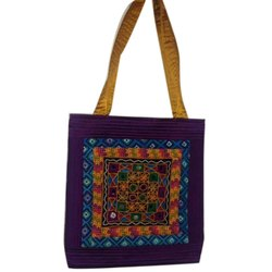 Sanskruti Handicrafts Cotton Handmade Shoulder Bag