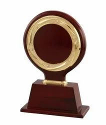 Circle Wooden Trophy