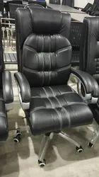 Ghai Polyester Rolling Chair, Revolving Chair: High Back, Warranty: 1 Year