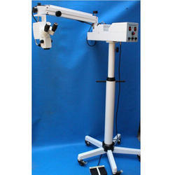 Five Step Surgical Microscope
