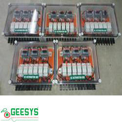 Solar Array Junction Box For 27/33KWp