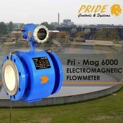 telemetry system CGWA FLOW METER
