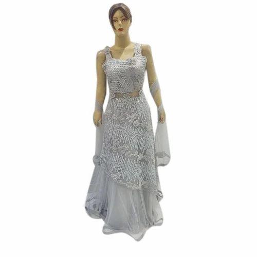 Net And Taffeta Silk Wedding Wear Ladies Designer Indo Western Dress Rs 3000 Piece Id 17337788162,Pakistani Bridal Wedding Dresses For Girls 2020