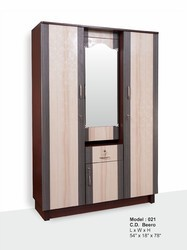 Compressed Wood Stylish Wardrobe