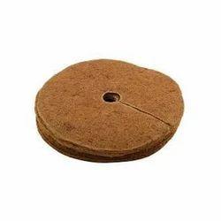Round Coir Mat