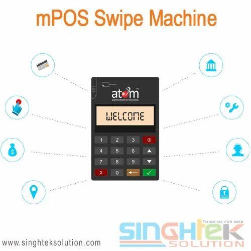 Mpos Card Swipe Machine
