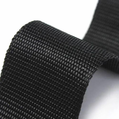 0f296b608e Black Nylon Belting Fabric