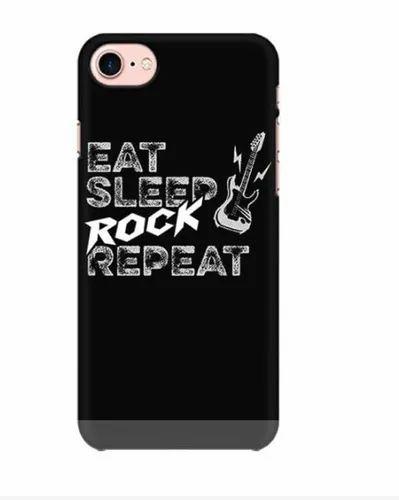 3457359f4 Vintage Eat Sleep Rock Repeat New Design Mobile Back Hard Case Cover -  Ztywrxnltvam