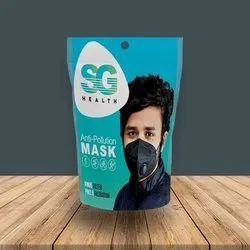 Face Mask Packaging Pouch