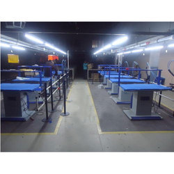 IS3 Vacuum Ironing Table