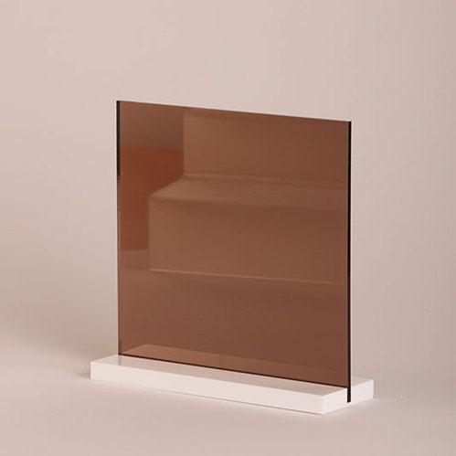 Bronze Mirror Glass At Rs 220 Square Feet कांसे का
