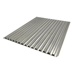 8011 Aluminum Corrugated Sheet