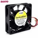 SanAce Cooling Fan 9WF0624H7D04 24VDC 0.12A SanAce 60 Drive Cooling Fan