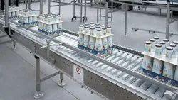 Stainless steel food Belt Conveyor