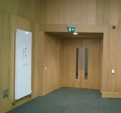 Hinged Acoustical Doors