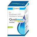 MOXIFLOXACIN 0.5% EYE DROPS ( QUADMOX)