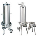 SS Jacketed / Vent Filter