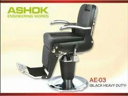 Black Heavy Duty Chair