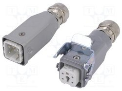 Sibass Heavy Duty Connector