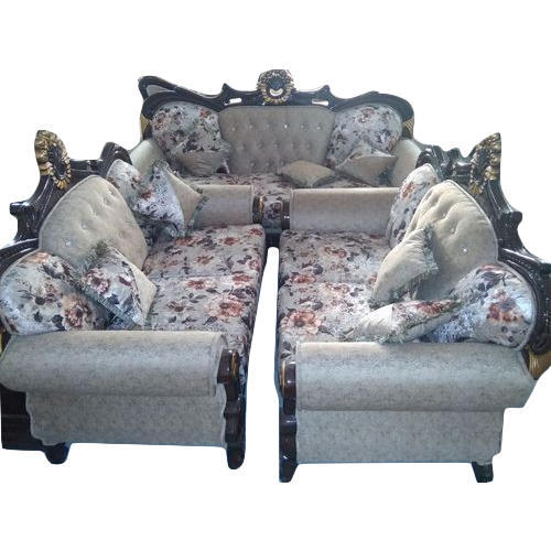 Awe Inspiring Designer Floral Print Sofa Set Gmtry Best Dining Table And Chair Ideas Images Gmtryco