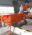 MERRIT TRIPLE COMPRESSION SCRAP BALING PRESS
