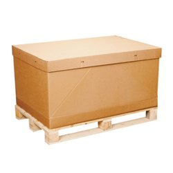 Heavy Duty Industrial Corrugated Box