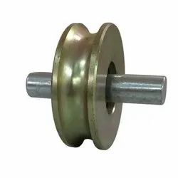 FAS-A2 Series Single Bearing Track Wheel U Type Groove