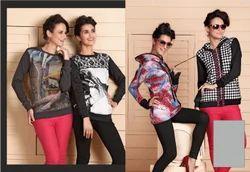 Ladies Winter Sweatshirts
