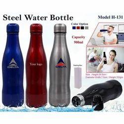 H 131 Steel Water Bottle