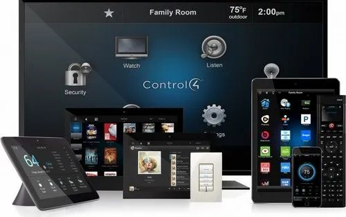 Multi Room Audio and Video System