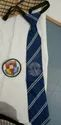 All Over Logo School Tie