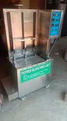 Pepper Blenching unit