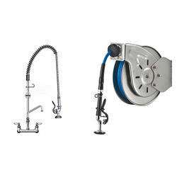 Pri Rinse Faucet and Hose Reel