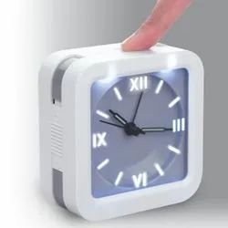 Alarm Clock with Light Up Number
