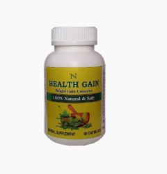 Herbal Health Gain Weight Gain Capsules