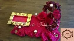 Red Gift Wedding Trousseau Packing