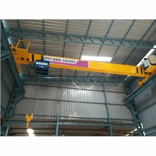 DMH Electric Steel Mill Duty Cranes, Load Capacity: 10-20 ton