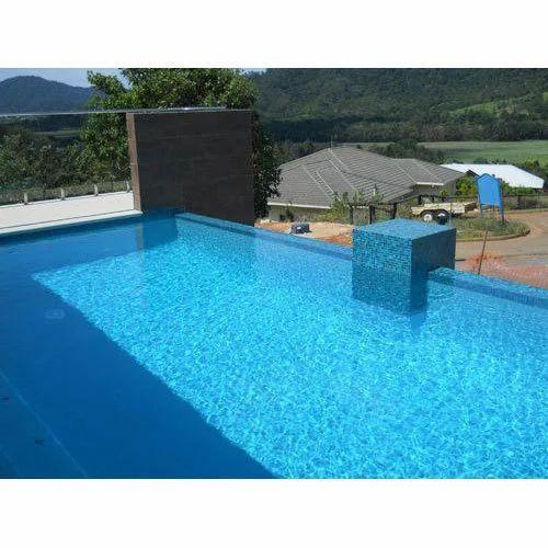 swimming pool floor tile