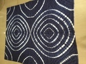 Indigo Shibori Quilted Cotton Quilts