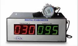 Digital Hygrometer with Transmitter