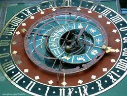 Oversized Outdoor Clocks
