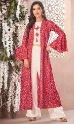 Pr Fashion Launched Beautiful Designer Readymade Indo Western Set