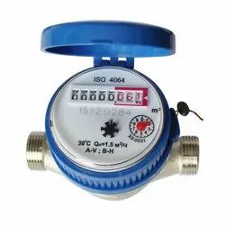 FMCS Certification for Water Meter