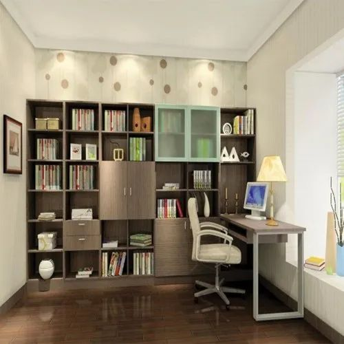 Study Room At Home: Study Room Interior Study Room, Delhi, Radius Printofast