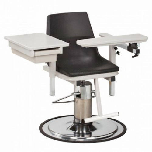 Fabulous Adjustable Phlebotomy Chair Theyellowbook Wood Chair Design Ideas Theyellowbookinfo